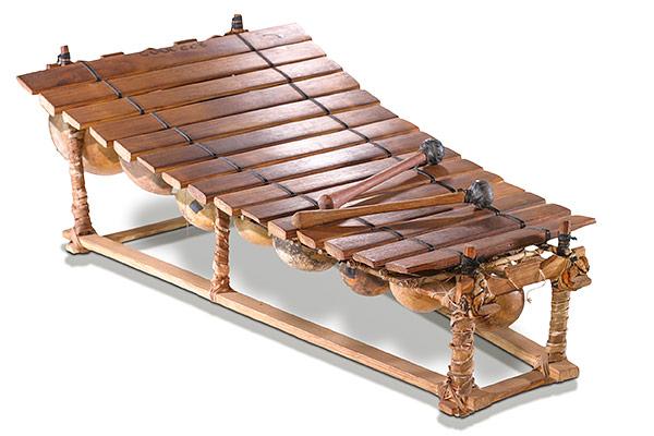 Balafon African Xylophone